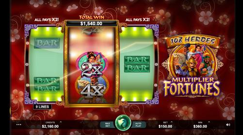 Goldenslot 108 Heroes multiple fortune 3 Reels แบบดั้งเดิมแต่ถูกปรับปรุ่งใหม่