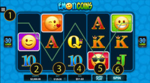 Goldenslot EMOTICOINS