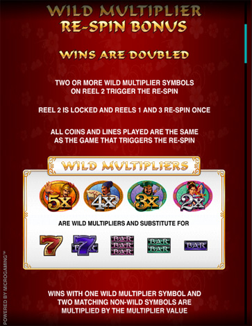 เหล่าตัวละครดังจากตำนานของจีนได้ถูกอัพเกรดนำมาเป็นเกมสล็อตออนไลน์ให้เราได้เล่นกันแล้วที่นี่ Goldenslot ระบบเกมนี้จะเป็นการเล่นในรูปแบบ 3 Reels แบบดั้งเดิมแต่ถูกปรับปรุ่งใหม่ให้มี โบนัสฟรีสปินเพิ่มเข้ามาให้ตัวเกมดูน่าสนใจยิ่งขึ้น วิธีการเล่น สล็อตออนไลน์ Tasty Street จาก โกลเด้นสล็อต แนะนำขั้นตอนการเล่นสล็อตนั่นแสนจะเรียบง่าย วิธีการเล่นจะคล้ายกันหมด โดยการเล่นจะ มีให้เล่นทั้งแบบ กดเอง และ Auto คำสั่งต่างๆ บนหน้าจอของการเล่น Goldenslot โดยทีมงานจะขออธิบายเป็นส่วนๆดังนี้ 1. เรียกเมนูของเกม เช่น Pay line อัตราการจ่ายเงิน 2. เครดิตคงเหลือ 3. ปุ่มหมุนสล็อต 4. หมุนออโต้ 5. เงินที่ใช้ในการหมุนต่อครั้ง 6. รางวัลจากการหมุนในแต่ละรอบ ระบบเกมนี้จะเป็นการเล่นในรูปแบบ 3 Reels แบบดั้งเดิม เมื่อเปิดได้ Wild ที่ช่องกลางนั้น นอกจากจะได้โบนัสรางวัลยังได้หมุนฟรี เพิ่มอีก 1 ครั้งด้วย ระบบเกมนี้จะเป็นการเล่นในรูปแบบ 3 Reels แบบดั้งเดิม การหมุนฟรี จะหมุนที่วงล้อ 1,3 ส่วน ตรงกลางจะหยุดไว้ตามที่เราได้ Wild ไม่ว่าจะเป็น x2 x3 x4 สามารถรับโบนัสได้เช่นกัน ระบบเกมนี้จะเป็นการเล่นในรูปแบบ 3 Reels แบบดั้งเดิม อัตราการจ่ายรางวัล ในการหมุนได้สัญลักษณ์ที่แตกต่างกันออกไป จะได้เงินในจำนวนที่ต่างกันตามความยากง่าย